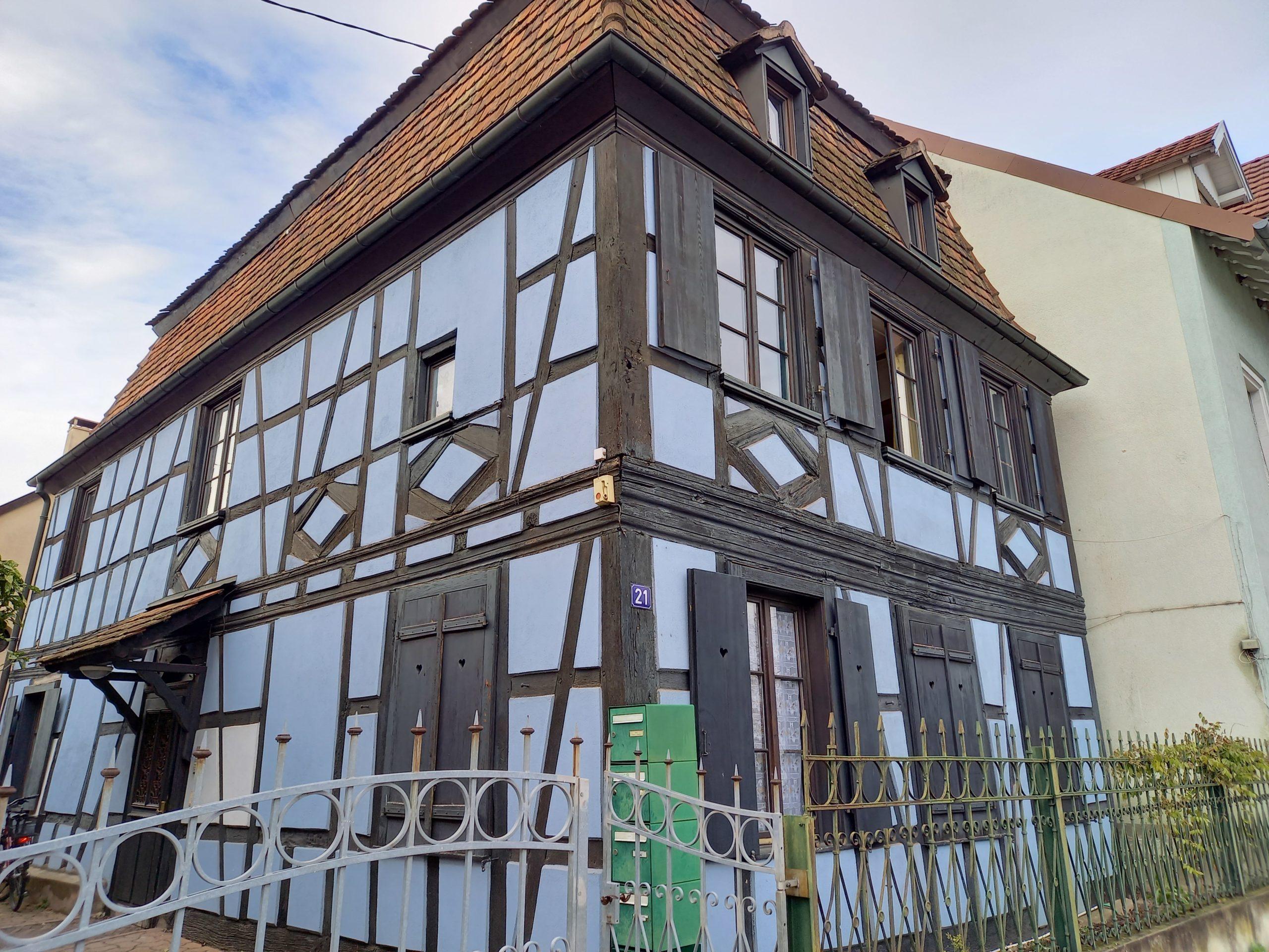Hoenheim Studio 36 m2 centre ville