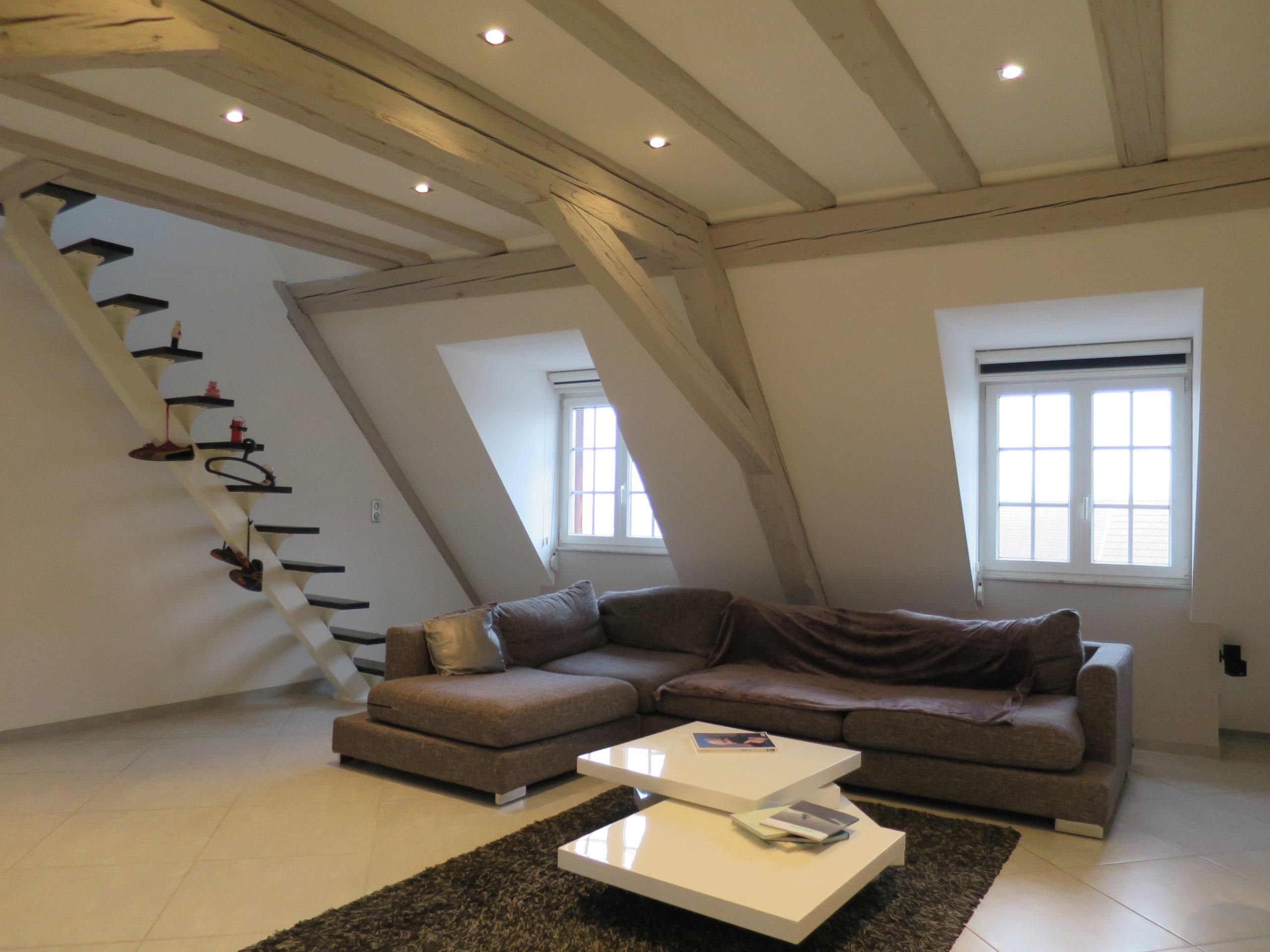 Haguenau Appartement 3 pièces 91 m2 et sa terrasse.