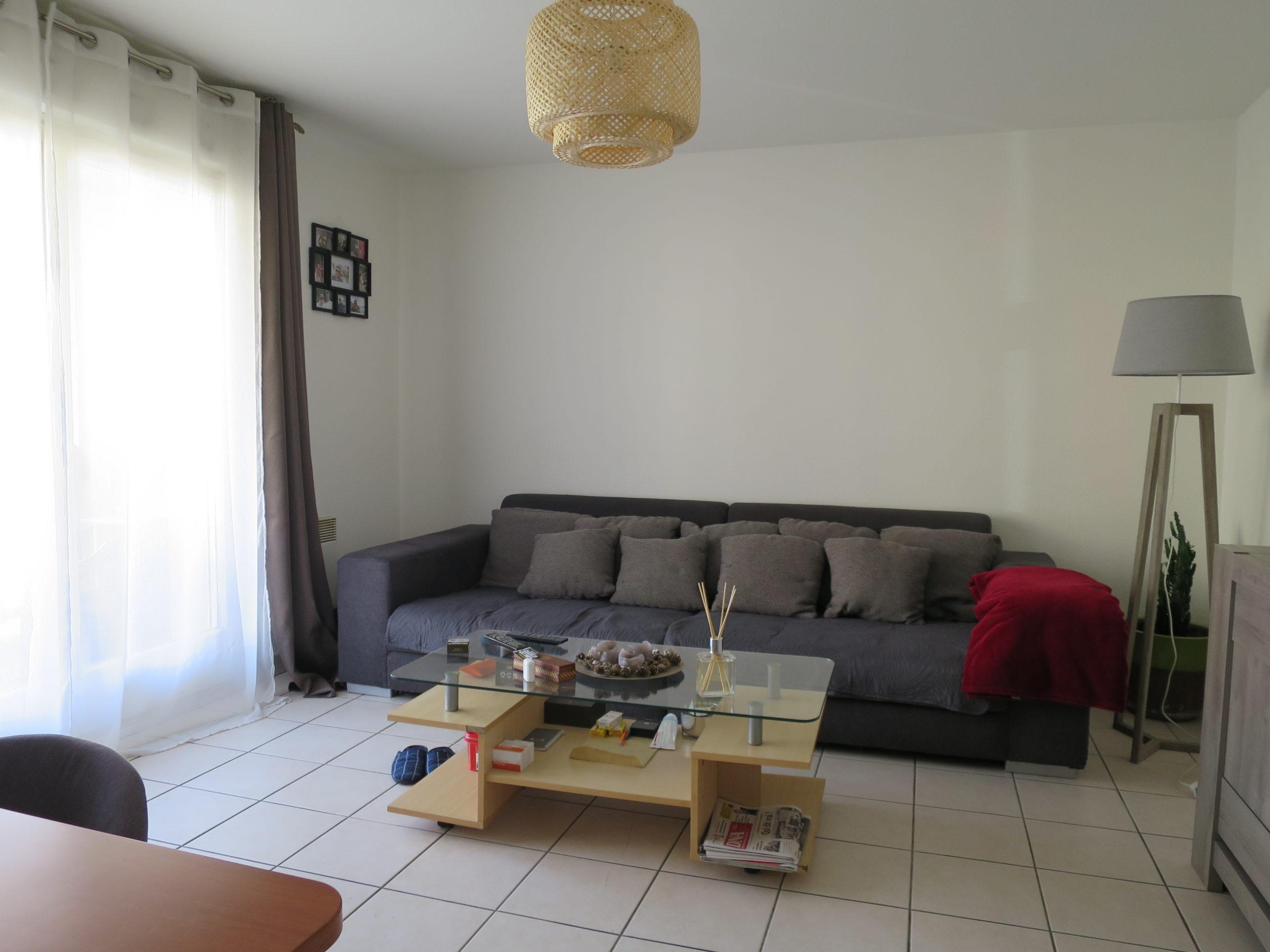 Hoenheim, appartement 2 pièces 44 m2 avec terrasse et garage