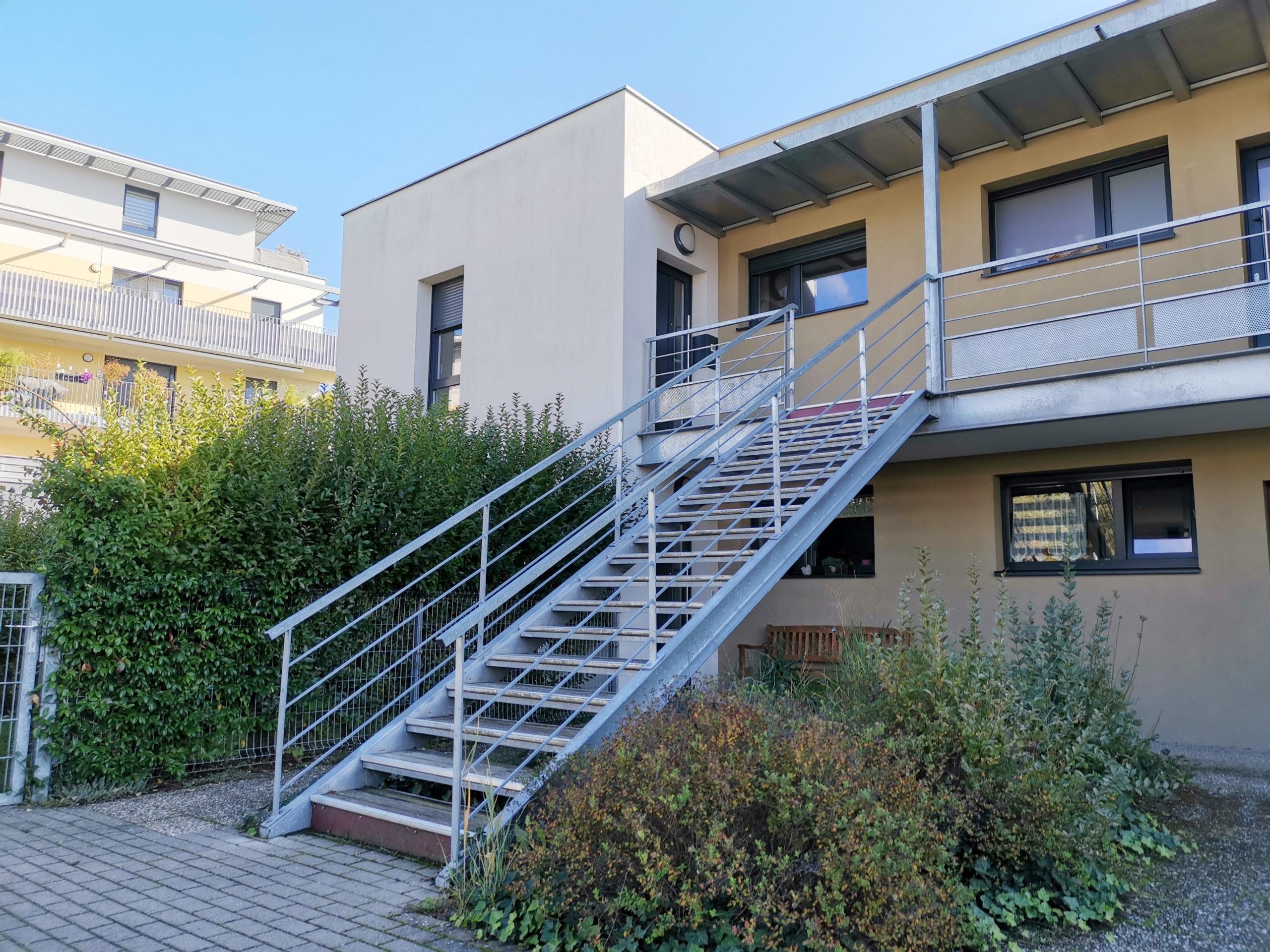 Lingolsheim, appartement 3 pièces 66 m2 avec terrasse
