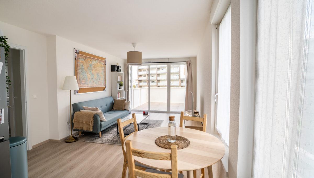 Appartement Strasbourg 15