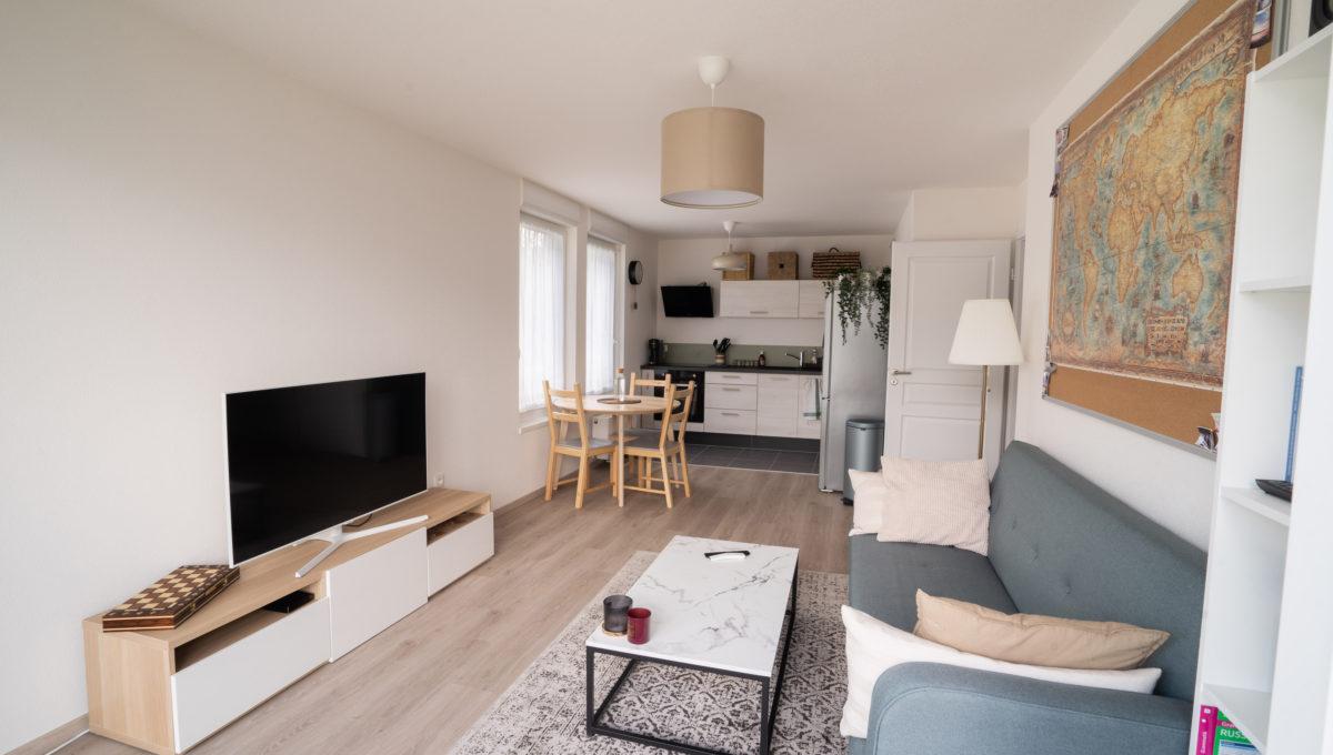 Appartement Strasbourg 17