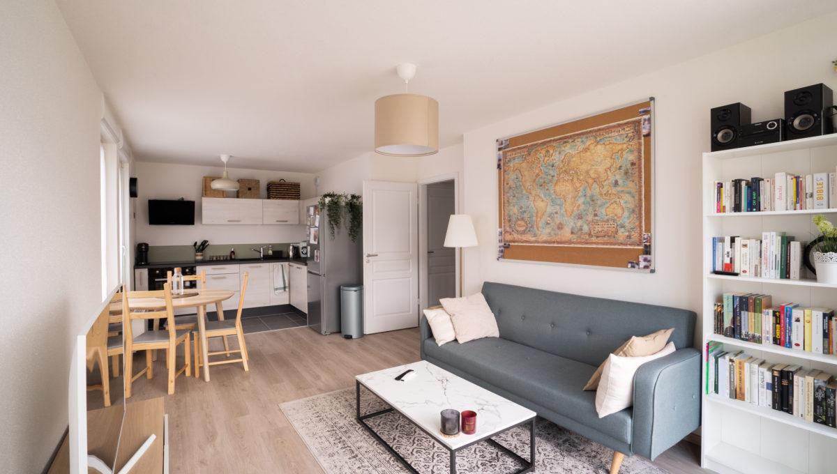 Appartement Strasbourg 18