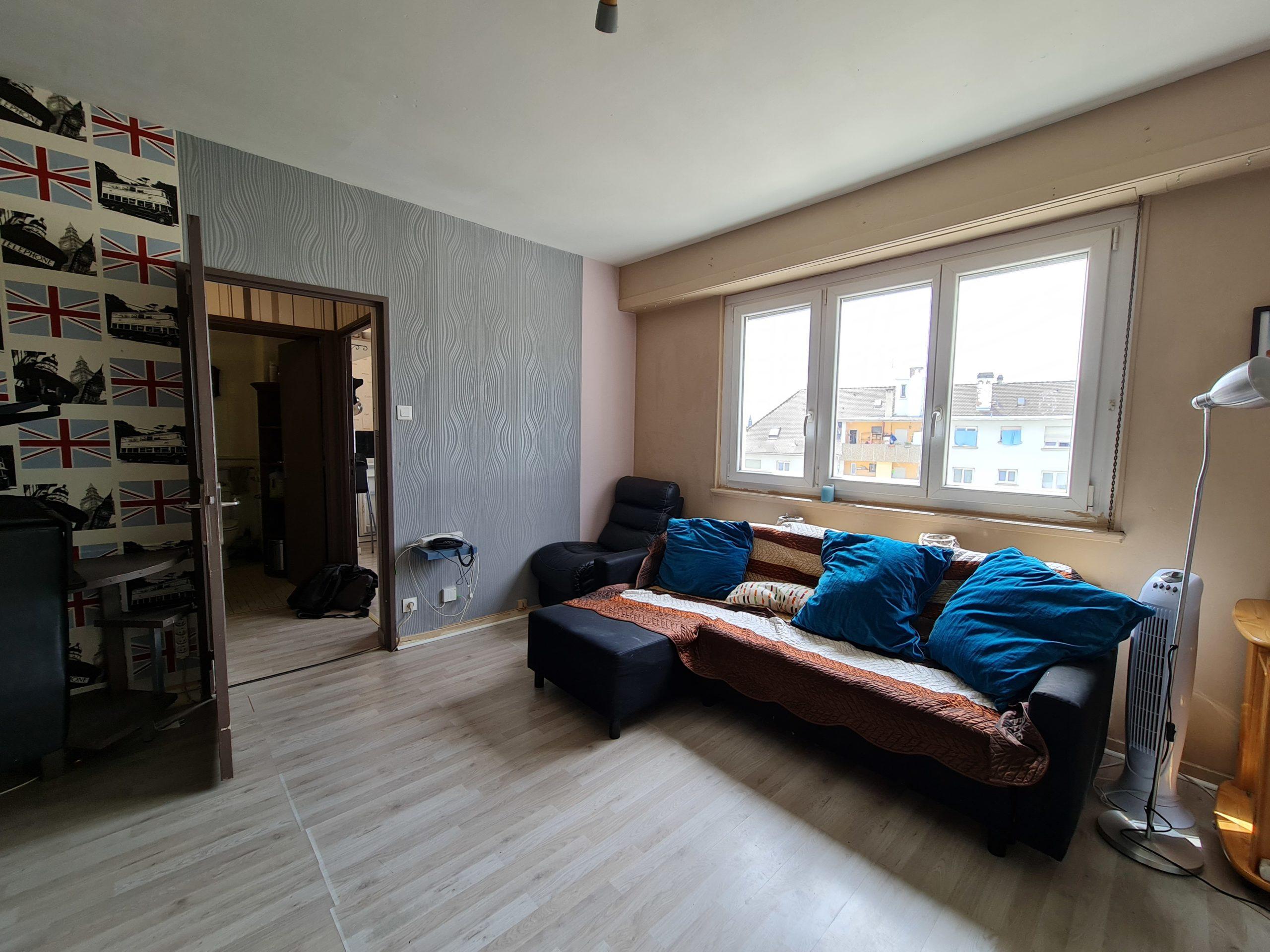 Schiltigheim appartement F1 28 m2